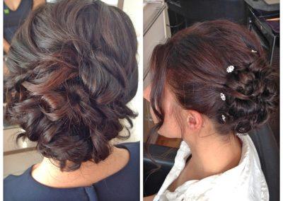 Formal Hair up 1